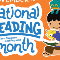 BUWAN NG PAGBASA - National Reading Month 2015 official theme