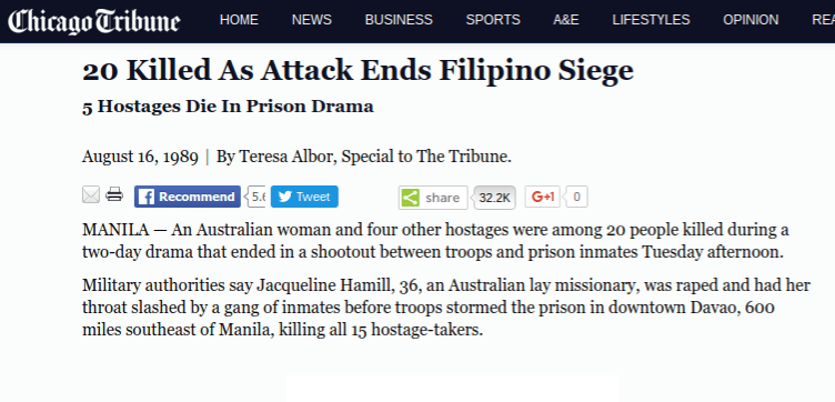 1989 davao hostage crisis