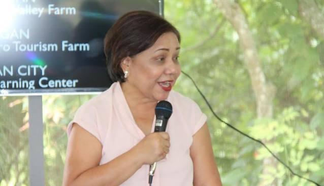 Cynthia Villar unli rice
