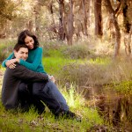 Melissa and Vincent: Pre-wedding, Whiteman Park