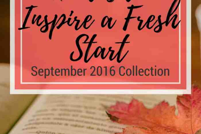 5 Quotes to Inspire a Fresh Start for Autumn   Motivate yourself to enhance your own life and the lives of those around you. Click through to read these pinnable quotes that will inspire a fresh start.   www.fillingthejars.com