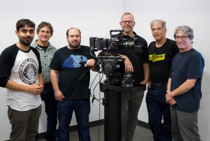 Chad Wilson, Cinematographer Jonathan Kutner, D.P, Colorist Christopher Alvarez, Cinematographer Aaron Latham-James, Panasonic Jonathan Abrams- Cinematographer SOC Gary Bush, Cinematographer