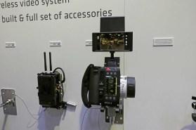 ARRI WCU-4 with Transvideo Starlite
