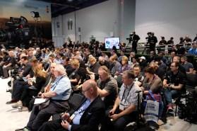 Blackmagic press conference