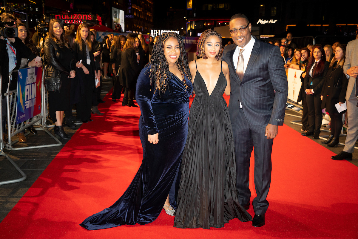 The Hate U Give Film And Tv Now