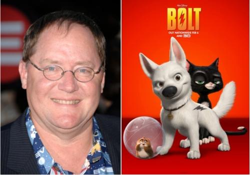 John Lasseter and Bolt