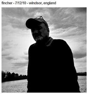 David Fincher in Windsor