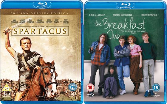 UK DVD and Blu-ray Picks 24-01-11