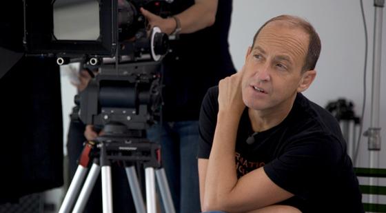 Charles Ferguson directing Inside Job
