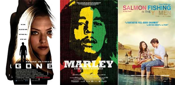 UK Cinema Releases 20-04-12