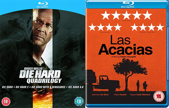 UK DVD & Blu-ray Releases: Monday 9th April 2012