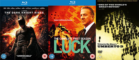 DVD and Blu-ray Picks 03-12-12
