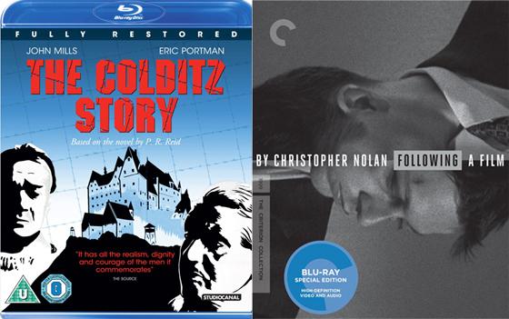 UK DVD & Blu-ray Picks: Monday 10th December 2012