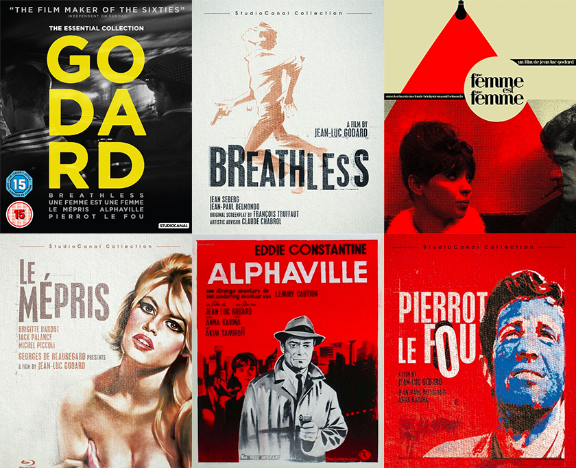 Godard The Essential Selection