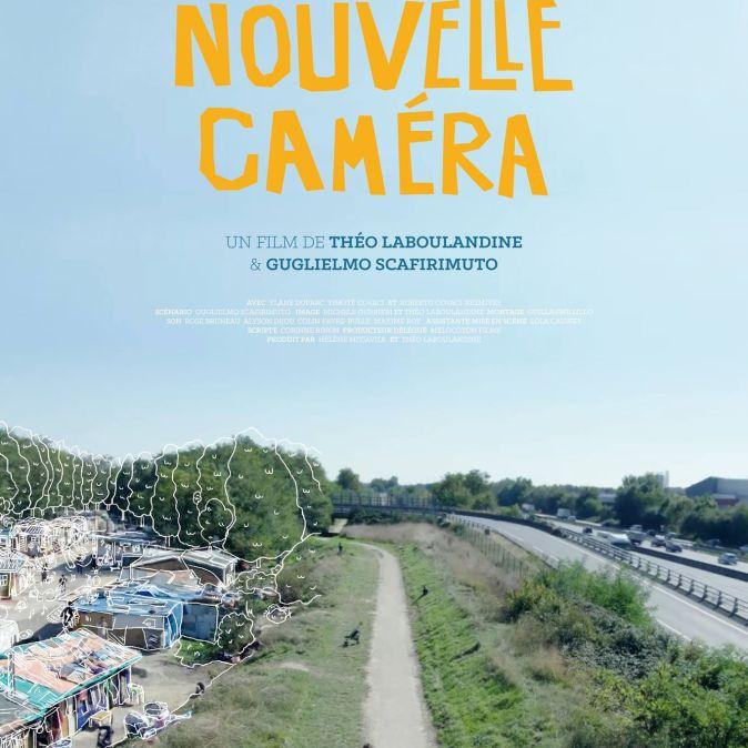 La nouvelle camera (Guglielmo Scafirimuto & Théo Laboulandine)