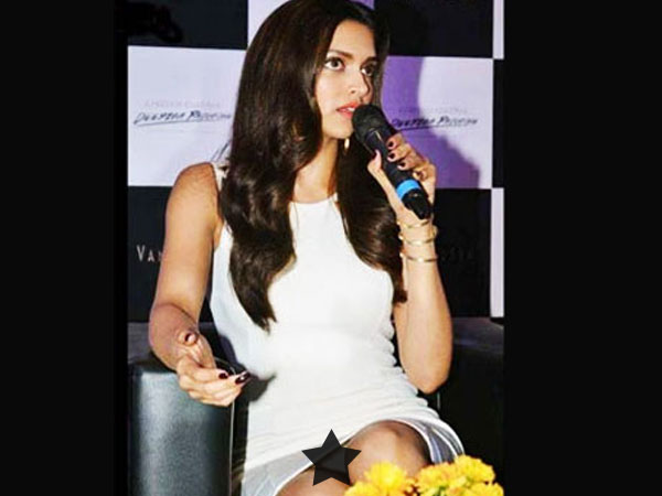 Most Embarrassing Oops Moments Of Deepika Padukone Filmibeat