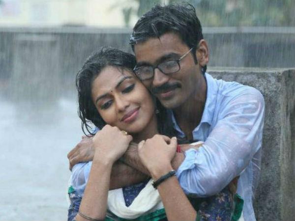 Couple Wallpaper Wid Quotes Velayilla Pattathari Fans Reviews Velai Illa Pattadhaari