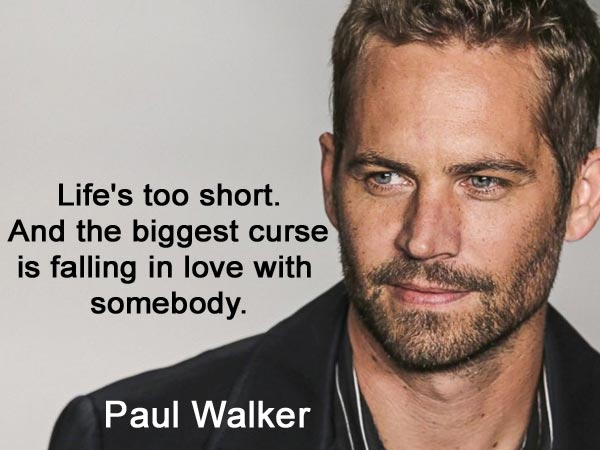 Steve Jobs Motivational Quotes Wallpaper Best Quotes Of Paul Walker Birthday Special Filmibeat