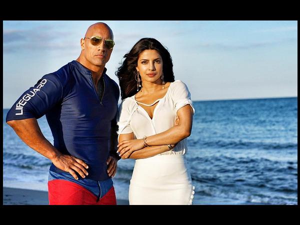 Fall In Love Again Wallpapers Dwayne Johnson Just Made Priyanka Chopra A Part Of His