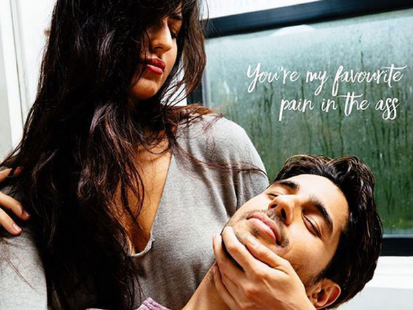 Cute Chemistry Wallpaper Katrina Kaif Is Pain In The Ass Says Sidharth Malhotra