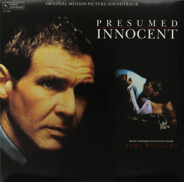Film Music Site - Presumed Innocent Soundtrack (John Williams - movie presumed innocent