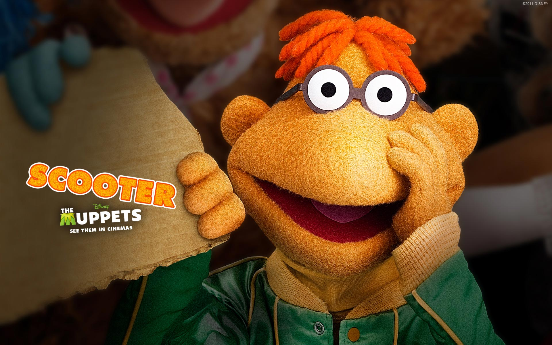 Smiley Girl Wallpaper The Muppets Wallpapers