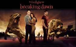 The Twilight Saga: Breaking Dawn – Part 1 opens tonight and I'm ...