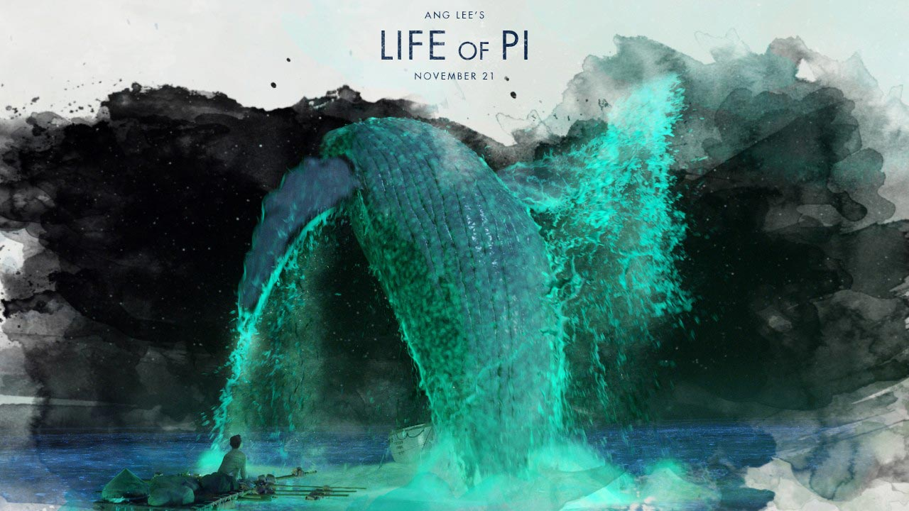 I Am Alone Wallpapers 3d Life Of Pi Poster And Clip