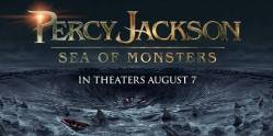 First Poster For PERCY JACKSON: SEA OF MONSTERS, Plus New Release Date ...