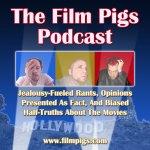 Film Pigs Podcast Album Art