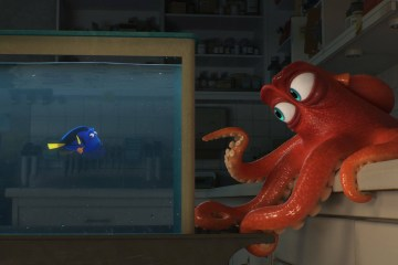 MOVIE REVIEW: Finding Dory (2016)
