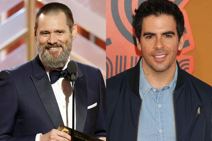 F.P.R. Dailies: Eli Roth-Jim Carrey horror film in the works?