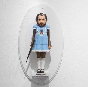 This Woodwork Artist Spliced Your Favorite Auteurs With Their Films