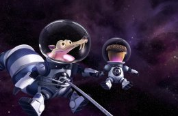 MOVIE REVIEW: Ice Age: Collision Course (2016)