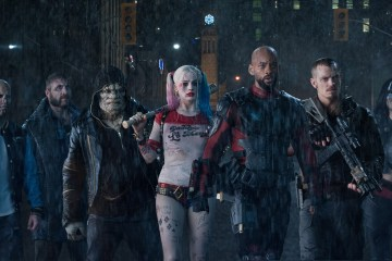 MOVIE REVIEW: Suicide Squad (2016)