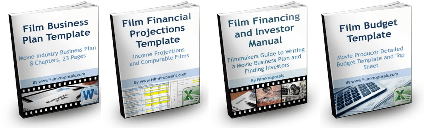 First Film Budget How to Manage Movie Investor Money, Free Template