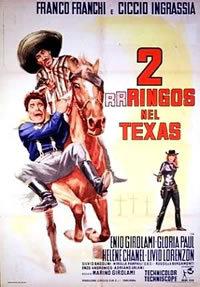 Risultati immagini per Due Rrringos nel Texas
