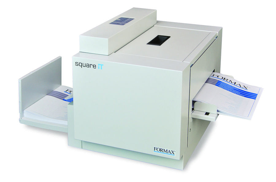 Formax Square IT Finisher Booklet Maker Create Professional Booklets