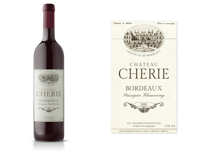 Free Wine Label Design free fake brands and packaging - art dept