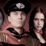 The cast of the original Star Wreck