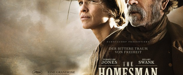 """The Homesman"" Kritik – Mister Jones, Sie brummen so gut"