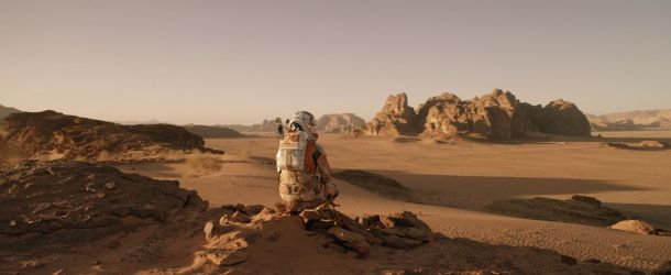 Mars Science Fiction Filme: 9 gute Filme über den Mars in einer Liste
