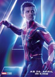 Spiderman Avengers Infinity War