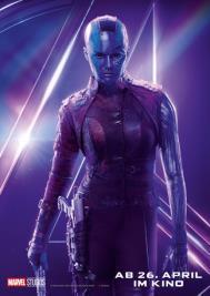 Nebula - Avengers: Infinity Wars (2018)