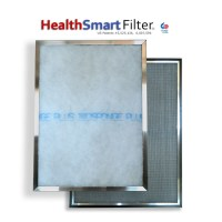 HealthSmart AC Filter - Furnace Filter System with a ...