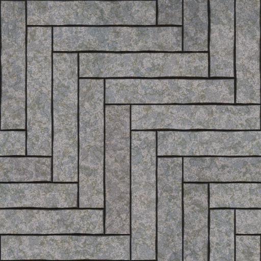 More Stone Tiles (Texture)