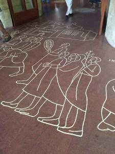 2014 12-December 27 (2080) Barcelona; Sagrada Familia Passion Entrance doors