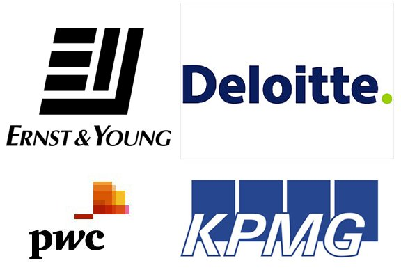 The Big Four Accounting and Consulting Firms Jobs and Salaries