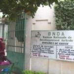 La  BNDA -Mali en situation bénéficiaire