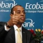 Le  Groupe  Ecobank a  réalisé  un  résultat net de 122,7 millions de  dollars  US en  2012